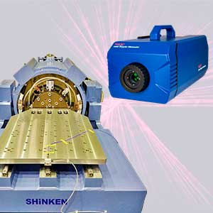 LASER VIBROMETRY AND VIBRATION STANDS OF MULTI-AXIAL LOADING (IMPACT ON MULTIPLE AXIS OF COORDINATES)